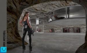 Jane Bond 001 #05-02