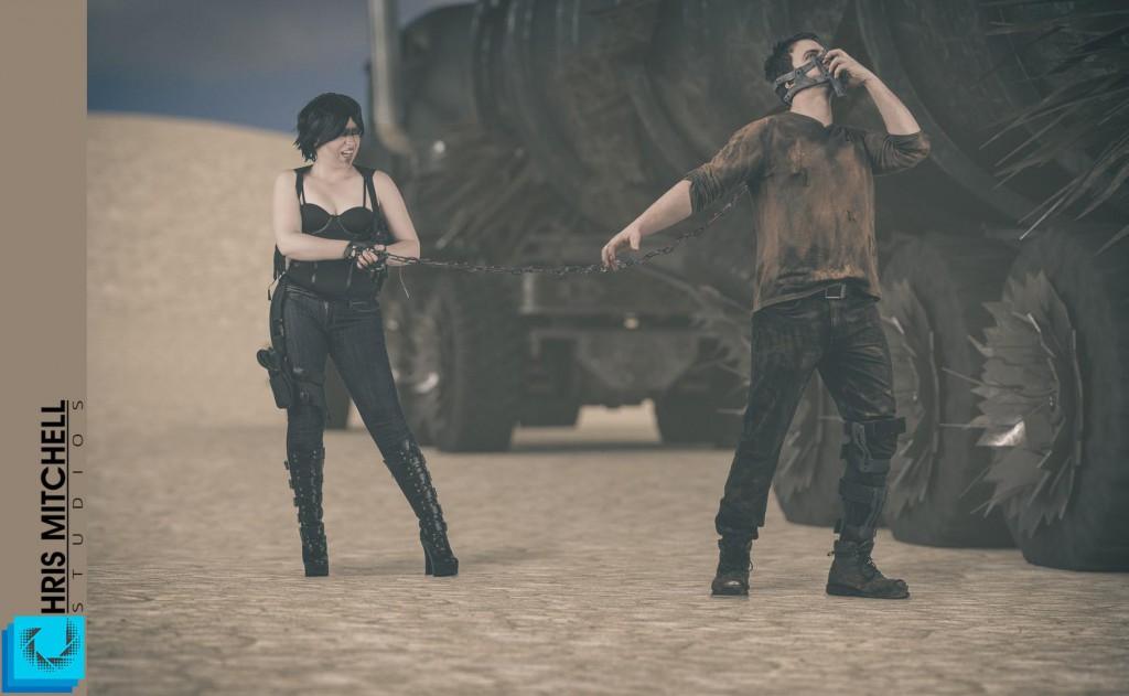 Chris Mitchell Studios-Mad_Max-Adamantium Cosplay & Sarah J #03